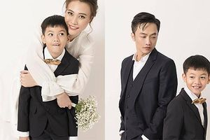 Subeo xuất hiện trong ảnh cưới Cường Đô la?