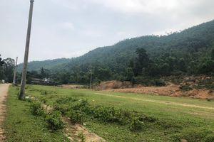Dự án Tái định cư 'đắp chiếu' ở Thái Nguyên: Kiên quyết xử lý, không bao che