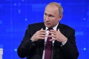 Những câu nói ấn tượng của TT Putin trong phiên đối thoại dài 4 tiếng với người Nga