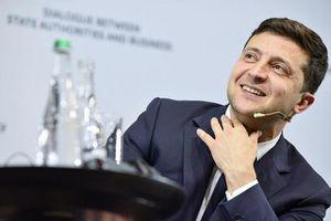 Tân TT Zelenly đưa ra 'công thức' để Ukraine giàu có