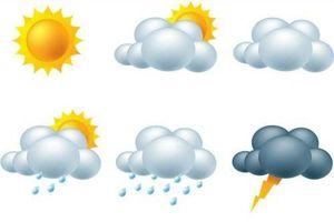 Thời tiết những ngày thi THPT quốc gia bớt nắng nóng