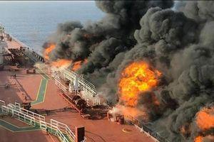 Những vụ tấn công tàu hàng ở Eo biển Hormuz