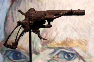 Đấu giá khẩu súng tự sát của Van Gogh