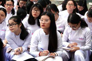 Những lưu ý dành cho thí sinh dự thi THPT quốc gia