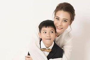 Đàm Thu Trang thay Hà Hồ chúc mừng sinh nhật con trai Subeo