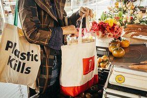 Sống xanh sống khỏe với 9 cách giảm rác thải nhựa