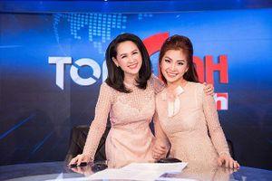 Dàn Hoa hậu, Á hậu chia sẻ xúc động về nghề báo nhân Ngày Báo chí Cánh mạng VN