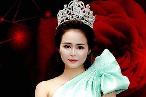 Nữ hoàng Hoa hồng Thanh Hương và tâm huyết dành cho những nhà lãnh đạo nữ