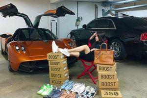 Nữ rich kid Việt 20 tuổi với bộ sưu tập siêu xe 'vượt mặt' Cường Đô la