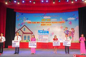 Nhiều cuộc thi về gia đình chào mừng Ngày Gia đình Việt Nam