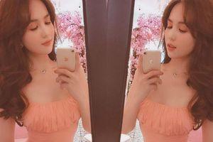 Ngọc Trinh đăng ảnh sexy nhưng fan chỉ chú ý đến lời khuyên dành cho 'gái độc thân'