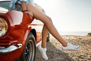 Tuyệt chiêu chọn sneaker tôn dáng như giày cao gót nàng không biết chỉ có tiếc hùi hụi