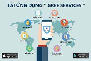Cách đăng ký bảo hành điện tử cho máy điều hòa Gree