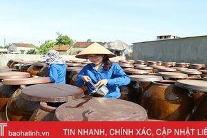 Hải sản 'made in Hà Tĩnh' sẽ duy trì như thế nào sau khi được công nhận OCOP?