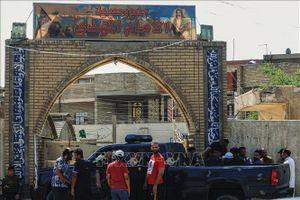 27 người thương vong trong vụ nổ bom tại một đền thờ Hồi giáo