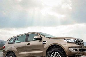 Ford Everest lập kỷ lục về doanh số trong tháng 5