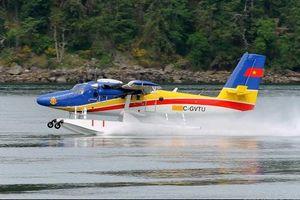 Lộ diện phiên bản mới thủy phi cơ DHC-6 Việt Nam đang dùng