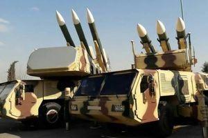 Cận cảnh tên lửa Iran 'xé nát' siêu UAV 182 triệu USD của Mỹ