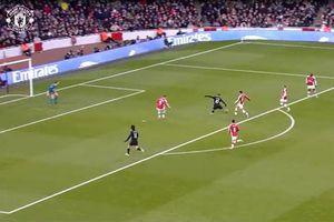 Những bàn thắng đẹp nhất của M.U vào lưới Arsenal