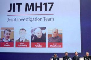 3 người Nga bị truy nã trong vụ bắn rơi máy bay MH17