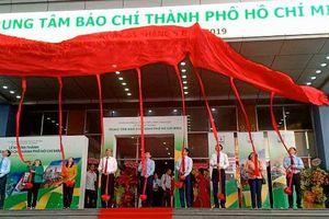 Trung tâm Báo chí TP Hồ Chí Minh: Cầu nối thông tin đến cơ quan báo chí trên mọi lĩnh vực