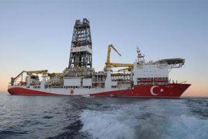 Gia tăng căng thẳng giữa EU và Thổ Nhĩ Kỳ về thăm dò dầu khí