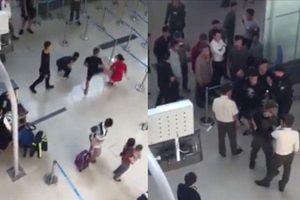 3 đối tượng hành hung nữ nhân viên hàng không lĩnh tổng cộng 92 tháng tù giam