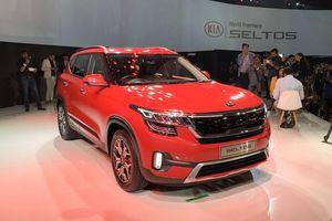 KIA Seltos trang bị cực 'chất' thách thức Ford EcoSport, Hyundai Kona