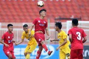 U15 HAGL thua sốc trước U15 Thanh Hóa