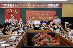 Thái Nguyên: Gặp mặt thân mật các cơ quan Báo chí
