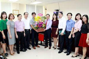 Thứ trưởng Lê Tấn Dũng chúc mừng Báo LĐ&XH nhân Ngày Báo chí Cách mạng Việt Nam