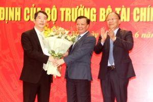 Ông Cao Anh Tuấn giữ chức Tổng cục trưởng Tổng cục Thuế