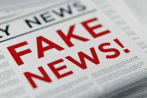 Nóng với cuộc chiến chống tin giả
