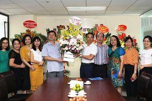 Lãnh đạo Ban Tổ chức Trung ương và nhiều cơ quan, đơn vị, địa phương chúc mừng Tạp chí Xây dựng Đảng nhân kỷ niệm 94 năm Ngày Báo chí cách mạng Việt Nam