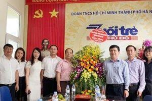 Lời cảm ơn của Báo Tuổi trẻ Thủ đô nhân Ngày Báo chí Cách mạng Việt Nam
