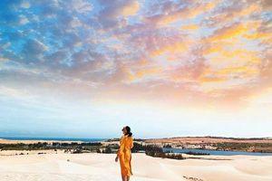 Khám phá Bàu Trắng – nơi được mệnh danh là 'sa mạc Sahara ở Việt Nam'
