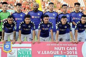 CLB Hà Nội bị mắc kẹt ở Philippines sau trận bán kết AFC Cup