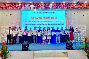Phóng viên Báo CAND đoạt giải C báo chí tỉnh Phú Yên