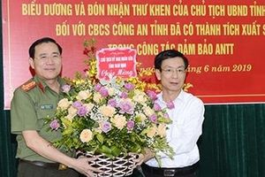 Công an tỉnh Nam Định: Chặt đứt 'vòi bạch tuộc' tín dụng đen