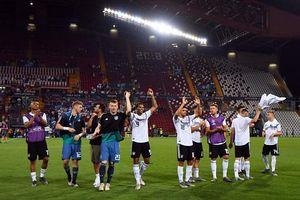 Giải U21 châu Âu: Đức 'hủy diệt' Serbia