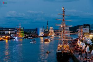 Mục sở thị những chiếc thuyền buồm lớn nhất thế giới