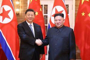 Chủ tịch Tập Cận Bình ấn tượng về sự tiếp đón nồng hậu của Triều Tiên
