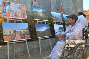 Khai mạc trưng bày chuyên đề 'Lý Sơn-Tinh hoa Di sản lễ hội, địa chất'