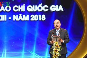 Thủ tướng: Báo chí cách mạng Việt Nam cần phát huy các giá trị cốt lõi