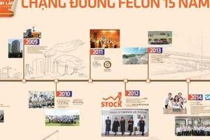 Những cột mốc trên chặng đường 15 năm của FECON