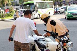 Có được đặt tiền bảo lãnh phương tiện vi phạm giao thông?