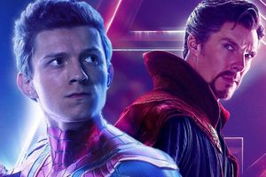 Sau Iron Man, Spider Man muốn thân thiết với Doctor Strange