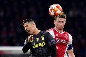 Juventus hứa giúp De Ligt nhận lương cao chỉ sau Ronaldo tại Italy