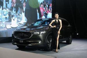 Mazda CX-8 giá từ 1,15 tỷ có gì để cạnh tranh ở 'sân chơi' SUV 7 chỗ