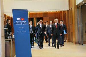 Việt - Hàn đối thoại lần thứ nhất về hợp tác kinh tế cấp Phó Thủ tướng